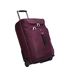 eBags eTech 2.0 Mother Lode Mini 21 Wheeled Duffel - Plum - via eBags.com!
