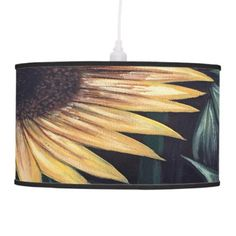 Sunflower Life Ceiling Lamp - diy cyo customize create your own personalize