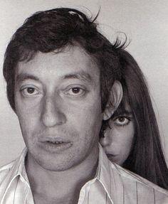 Jane Birkin and Serge Gainsbourg, 1969