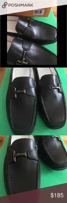 Brand New--------Tod's Leather Loafers Tod's leather shoes Tod's Shoes Flats & Loafers