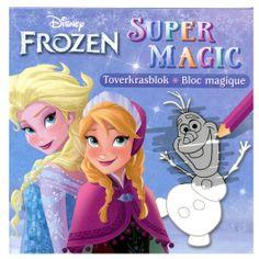 Disney Frozen Super Magic Toverkrasblok