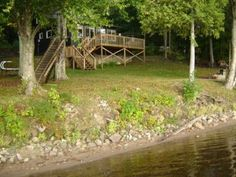 Cabin vacation rental in Lower Chateaugay Lake from VRBO.com! #vacation #rental #travel #vrbo