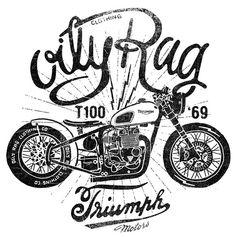 Oily Rag, Co. Brand Design by Alex Ramon Mas
