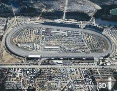 Darlington Raceway--(many times)--yes, hubby is a huge NASCAR fan!