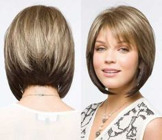 cortes de cabelos curtos chanel com franja