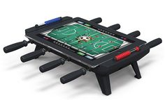 This Case Change iPad Be Mini Foosball Table