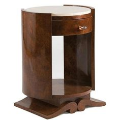 Art Deco Occasional Table, France,