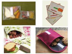 reusable snack bag options.