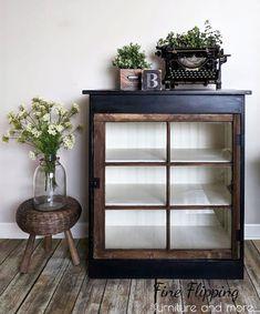 Lamp Black Cabinet | General Finishes Design Center