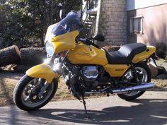 La mia ex Giallona #T5 #Moto #Guzzi