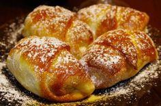 KLAUSOVE ROŽKY – najlepšie kysnuté pečivo | Báječné recepty