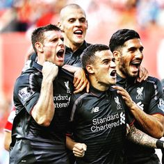 Recovered from seeing that stunning strike yet? #Coutinho #LFC #PremierLeague #BPL #BPLkickoff #STKLIV by premierleague