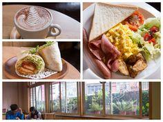 桃園『Wooly Cafe』 個性早午餐 可愛雜貨咖啡