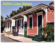 Home & Garden : Façades colorées : La Nouvelle-Orléans, Quartier français