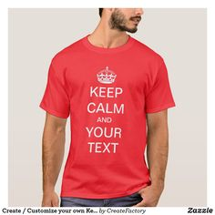 Men's T-Shirt, Customized, Keep calm and let handle it custom t shirts Oversized Fashion, Cricket T Shirt, Keep Calm Shirts, Cant Keep Calm, Geek Humor, Funny Geek, Funny Man, Funny Humor, Shirt Refashion