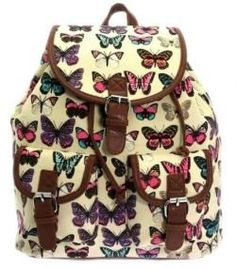 cute vintage backpacks for girls.