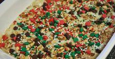 Christmas Magic Cookie Bars – They're Stellar-Good