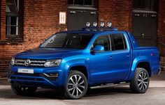 2018 Volkswagen Amarok: Strong and Comfortable Pickup