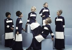 Finnairin maksimekkoja vuodelta 1969.