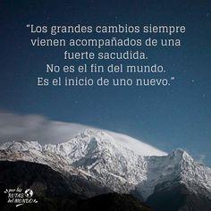 12 frases que te ayudarán en los momentos difíciles de un viaje (y de la vida). #porlasrutasdelmundo