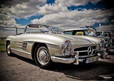 1957 Mercedes 300 SL