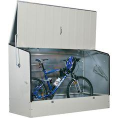 Abri à vélo métal 1.75m²