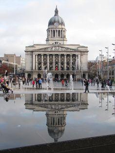 Nottingham City Council building