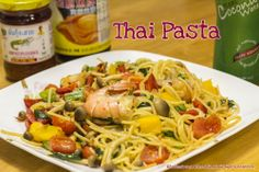 Did you know Thai Food has a pasta dish? Try Easy and Delicious Thai Paste!  See the recipe from here.  http://www.tastenirvana.com/thai-pasta-recipe