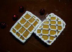 Christmas cookies #cookies #Christmas #geometric #cute