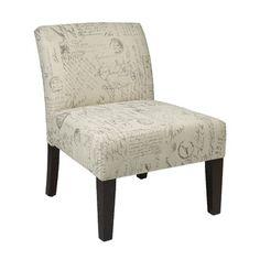 Avenue Six Laguna Accent Chair