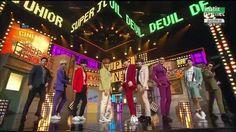 [Live HD 720p] 150716 Super Junior(슈퍼주니어) - Devil(데빌) @ M! Countdown Com...