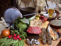 Norse-Viking Traditional Recipes: http://www.thevikingsworld.com/Skald/recipes/index.html