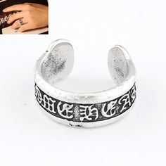 Korean personality fashion hollow out heart shape design rings Diminutive,graceful,guaclle,pretty  wholesale fashion jewelry
