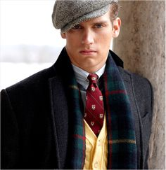 Men's Fall Winter Fashion.