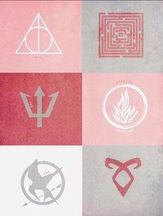 """All the stories are true."" (Percy Jackson and The Olympians, Harry Potter, The Maze Runner, Divergent, The Hunger Games and The Mortal Instruments.)"