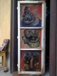 Barlangom fala sorozat Paintings, Art, Art Background, Paint, Painting Art, Kunst, Performing Arts, Painting, Painted Canvas