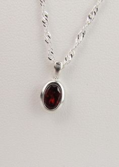 Natural Gemstone Pendant  Solitaire Pendant  by CJsRocksGems, $44.95