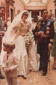 Princess Diana Wedding | Never-Before-Seen Photos from Prince Charles and Princess Diana's ...