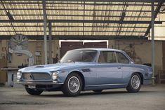 1967 Iso Rivolta IR 300 | Corvette V8, 327 in³ / 5,348 cm³ | 300 PS | Design: Giorgetto Giugiaro, Bertone | Chassis: Giotto Bizzarrini