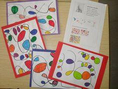 Alexander Calder, Google, Blog, Graphic Design, Blogging
