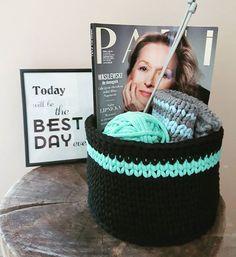 Żar z nieba się leje... czyli ostatni weekend sierpnia czas zacząć 😄 Udanego wypoczynku Instafriends ❣  #sznurekbawełniany #druty #handmade #recznierobione #lovecrocheting #knitting #dzierganie #crochet #diy #knitinstagram #handcrafted #cushion #miladruciarnia #kolor #cottoncord #cotton #instacrochet #crocheting #fabrics #homemade #pattern #wzory #bag #home #homedecor #knittinglove #nadrutach #i_love_rekodzielo #handmade #basket #Pani