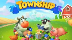 Township Hack is finally here. Best Hacking Tools, Boring Life, Simulation Games, Games To Play, Cheating, Game Art, Bowser, Pikachu, Coins