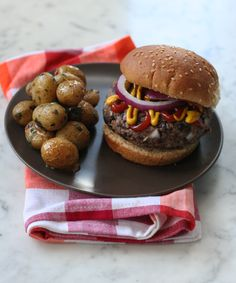 5 Meatless Burger Recipes Everyone Will Love (Seriously) via @PureWow