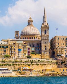 Which city is Europe's best kept secret?  We think it's Valletta, Malta! The food, culture, and history of this tiny island nation charmed us during our visit earlier this summer.