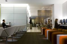 Oneworld Lounge at LAX for Business Class