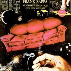 One Size Fits All (Frank Zappa album) - Wikipedia, the free encyclopedia