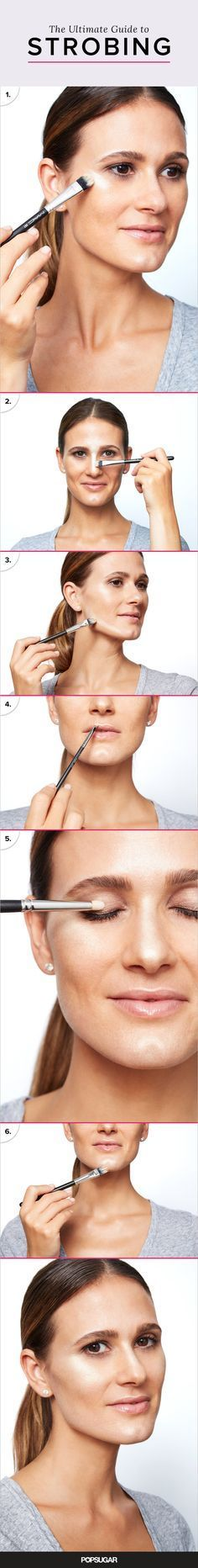 Highlighter Hacks | Strobing Makeup Tutorial | POPSUGAR Beauty#photo-38029846#photo-38029846#photo-interstitial-1