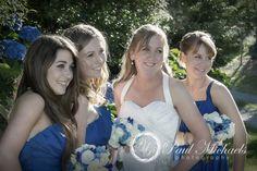 The girls in the sun at Ohariu. Wellington weddings by PaulMichaels photography http://www.paulmichaels.co.nz/bede-dawn-wedding/