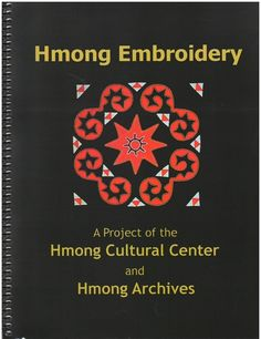 Steenbock Library | Hmong embroidery | Hmong culture