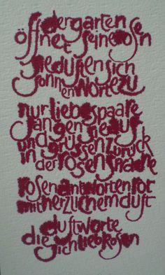 Petra M. Gartner - member of the Global Calligraphy Vienna Petra, Vienna, Teaching, Penmanship, Education, Onderwijs, Learning, Tutorials